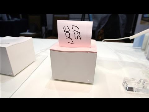 Image result for ces post it note printer