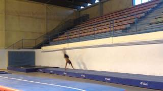 preview picture of video 'trampoline ksar el boukhari'