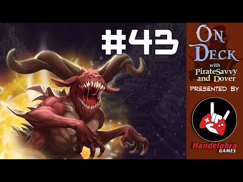On Deck #43 - Aeon's End!