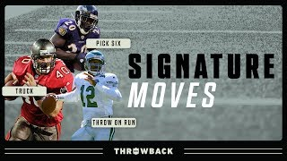 Truck, Pick 6, Throw on the Run, & More! | Signature Moves Series Part 2