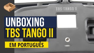 UNBOXING TBS TANGO 2 II -REVIEW PT-BR PORTUGUES