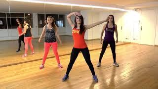 Полная тренировка Zumba - полное видео