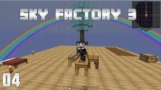 SkyFactory 3 EP5 Mob Farm Automation