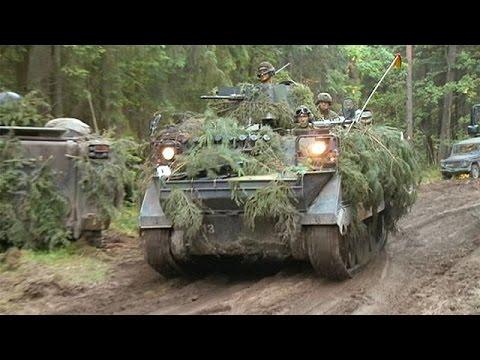 Η Λιθουανία φοβάται την Ρωσία και «αγκαλιάζει» το ΝΑΤΟ