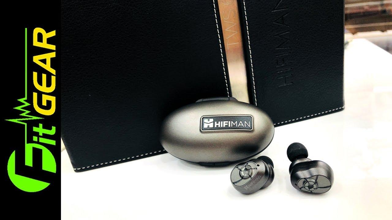 Hifiman TWS-600 Unboxing