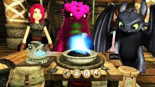 💥ШКОЛА ДРАКОНОВ💥 Как приручить дракона💥 How to train your dragon / SCHOOL OF DRAGONS #3