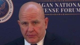 HR McMaster: Threat from North Korea increases every day