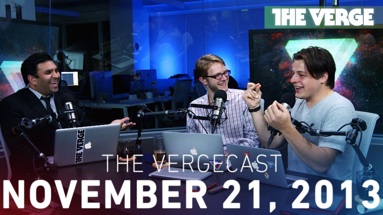 The Vergecast 103: The Xbox One, PlayStation 4, and Lumia 2520 thumbnail