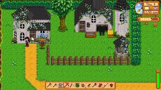 Stardew Valley - Boarding house and Bus Extension
