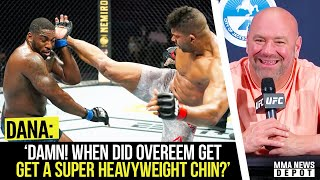 UFC Pros react to Overeem vs Harris, Dana recaps UFC Jacksonville, Overeem wants title run, Barboza