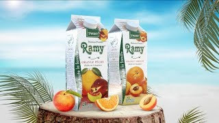 Ramy jus Pack 2L
