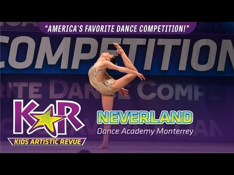 """Neverland"" from Dance Academy Monterrey"
