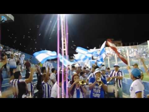 """BACTV - PSC x PAG - 01/02/16 #1"" Barra: Alma Celeste • Club: Paysandu"