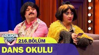 Güldür Güldür Show 216.Bölüm   Altın Kardeşler-Dans Okulu