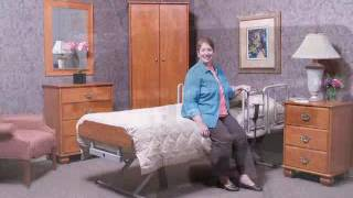 Patriot LX Semi-Electric Homecare Bed