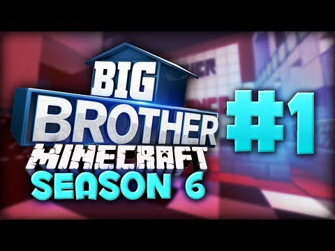 Big Brother Minecraft - Season 6 - Episode 1
