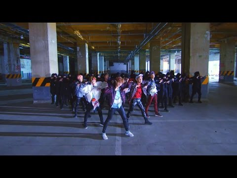BTS - Not Today (mirrored choreography)