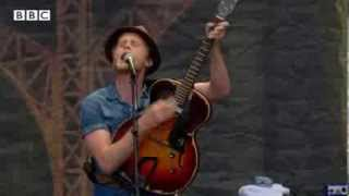 The Lumineers   Ho Hey At Reading Festival 2013