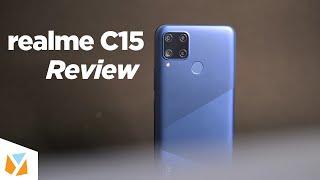 Realme C15 Review