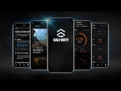 Vídeo do Call of Duty Companion App