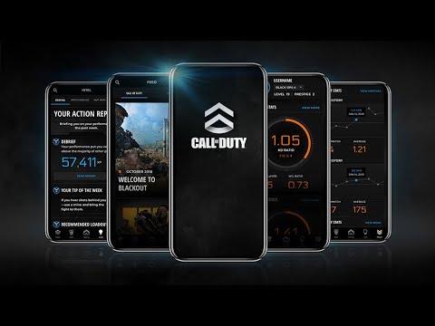 Vidéo Call of Duty Companion App