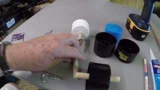 HUMMINGBIRD FEEDER ANT TRAP