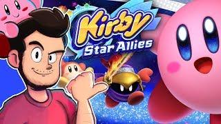 Kirby: Star Allies - AntDude