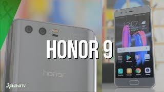 Honor 9, persiguiendo el diseño iPhone