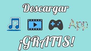 Descargar Música, Películas, Juegos Y Aplicaciones Gratis Desde Tu Móvil Android