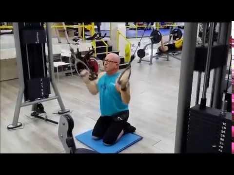 Mal di schiena da attività fisica