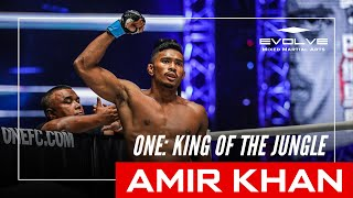 ONE Championship Superstar Amir Khan | Inside Access