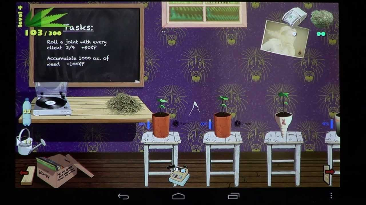Popular Marijuana-Growing Game Pulled From The App Store