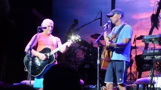 Jimmy Buffett with Kenny Chesney - Trying to Reason with Hurricane Season