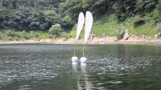 preview picture of video 'Roger Rigorth, artist residency Mt.Lushan/China, white wind'
