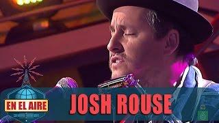 Josh Rouse toca y canta 'New Young' en En el aire