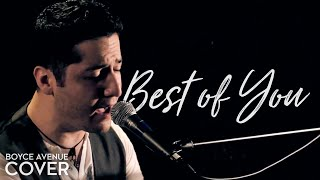 Foo Fighters - Best Of You (Boyce Avenue Acoustic Cover) On Spotify & Apple