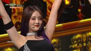 Senorita - (G)I-DLE (여자)아이들 [뮤직뱅크 Music Bank] 20190315