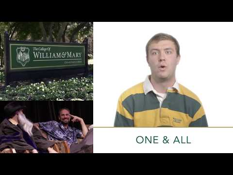 College of William and Mary - video