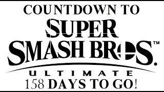 Countdown to Ultimate! Super Smash Bros. - 1P Game with Captain Falcon (158 Days To Go)