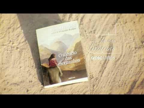 O silêncio das montanhas - novo livro de Khaled Hosseini