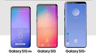 Samsung Galaxy S10 - ОФИЦИАЛЬНО! ЭТО ФАНТАСТИКА!