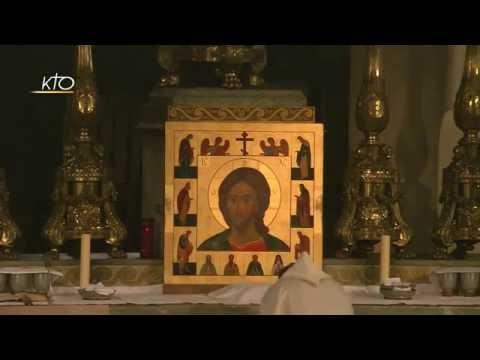 Vêpres et Eucharistie du 24 septembre 2016
