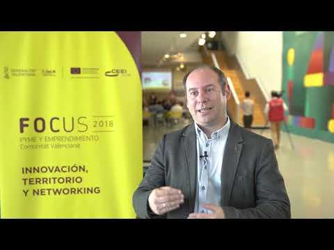 David Torreblanca, CEO de Tourism Health Mediterranean en #Focuspyme Conectando Startups[;;;][;;;]