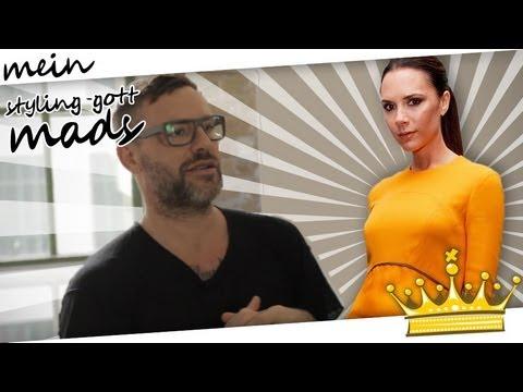 Victoria Beckham schwört drauf / Mads liebt sie: Etuikleider!