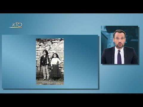 Canonisation à Fatima, Présidentielles et l'actu de la semaine