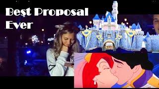 Disneyland Proposal!