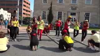 Hip-Hop Tinikling Street Dancing - PAACP in Baltimore Filipino Festival