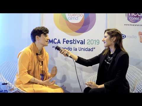 Entrevista a Shere Devi Maa en MCA Festival 2019