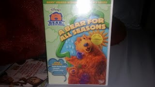 Opening to Bear In The Big Blue House A Bear For All Seasons 2004 DVD