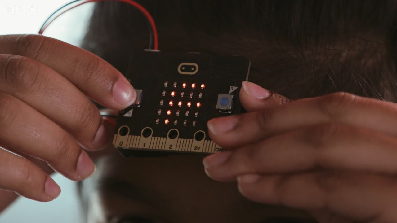 Introducing the BBC microbit